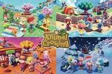 Animal Crossing - Four Seasons Posters