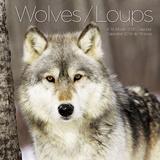 Wolves  - 2016 Calendar Calendars