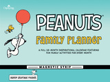 Peanuts Family Planner Calendars