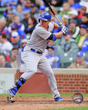 Joc Pederson 2014 Action Photo