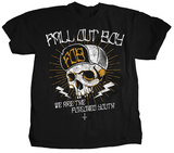 Fall Out Boy - Poisoned Youth Skull T-Shirts