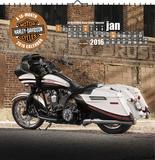 Harley-Davidson - 2016 Spiral Bound Calendar Calendars