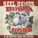 Reel Humor - 2016 Calendar Calendars