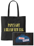 James Brown - Brand New Bag Tote Bag