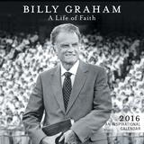 Billy Graham  - 2016 Calendar Calendriers