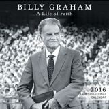 Billy Graham  - 2016 Calendar Calendars