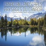 Canadian Landscapes  - 2016 Mini Calendar Calendars