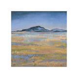 Field in Magical Light Giclee Print by Jeannie Sellmer