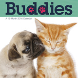 Buddies - 2016 Mini Calendar Calendars