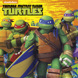 Teenage Mutant Ninja Turtles - 2016 Calendar Calendars