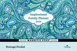 Inspirational Family Planner Calendars