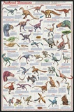 Feathered Dinosaurs 2 Posters