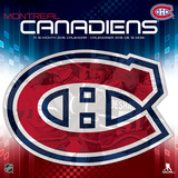 Montreal Canadiens  - 2016 Calendar Calendars