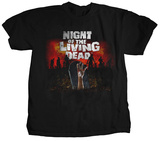 Night of the Living Dead - Graveyard Shirts