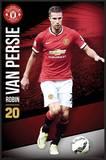 Manchester United Van persie 14/15 Posters