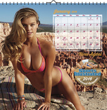 Sports Illustrated Swimsuit - 2016 Spiral Bound Calendar Calendars