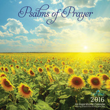 Psalms of Prayer  - 2016 Calendar Calendars
