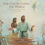 For God So Loved  - 2016 Calendar Calendars