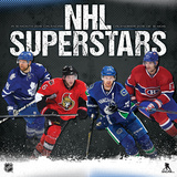 NHL Superstars - 2016 Calendar Calendari