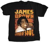 James Brown - Godfather of Soul T-shirts