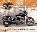 Harley-Davidson - 2016 Daily Boxed Calendar Calendars