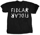 FIDLAR - Flipped Logo Shirt