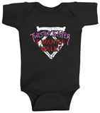 Infant: Twisted Sister - I Wanna Walk Onesie Infant Onesie