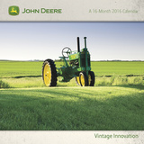 John Deere Vintage Innovation - 2016 Calendar Calendars