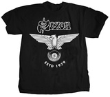 Saxon - Established 1979 T-shirts