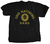Dave Matthews Band - College Logo T-shirts