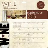 Wine - 2016 Calendar Pad Calendars