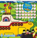The Beatles Yellow Submarine - 2016 Calendar Calendars