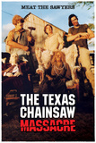 Texas Chainsaw Massacre - Meet The Sawyers Prints