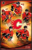 Calgary Flames -Team 14 Posters