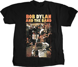 Bob Dylan and the Band - Basement Tapes Shirt