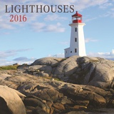 Lighthouses  - 2016 Calendar Calendars
