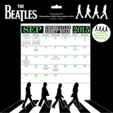The Beatles - 2016 Calendar Pad Calendars