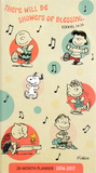 Peanuts - 28 Month Planner Calendars