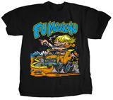 Fu Manchu - Van Dude T-shirts