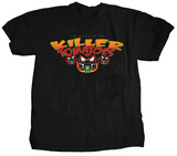 Attack of the Killer Tomatoes - Three Killer Tomatoes T-shirts