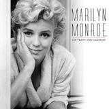 Marilyn Monroe - 2016 Calendar Calendars