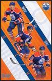 Edmonton Oilers - Trio 14 Posters