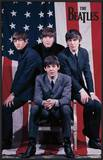 The Beatles - Flag Photo