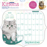 Keith Kimberlin Kittens - 2016 Calendar Pad Calendars