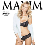 Maxim - 2016 Mini Calendar Calendars