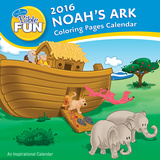 Noah Bible Fun  - 2016 Calendar Calendars