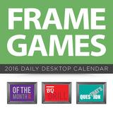 Frame Games - 2016 Daily Boxed Calendar Calendars