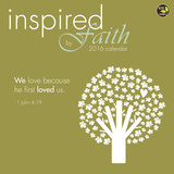 Inspired by Faith - 2016 Calendar Calendars