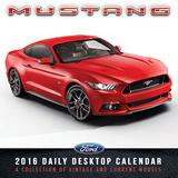 Mustang - 2016 Daily Boxed Calendar Calendars