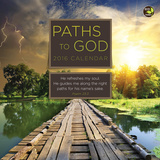 Paths to God - 2016 Mini Calendar Calendars